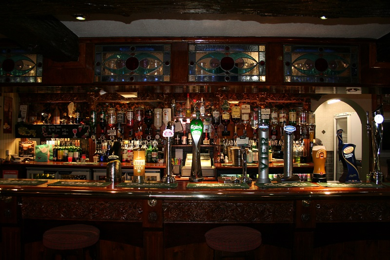 Good pubs near Wigan and Warrington
